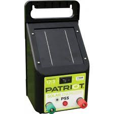 solar fence charger patriot solar fence charger energizer ps5