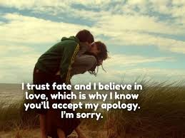 I M Sorry Love Quotes