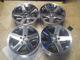 dodge ram 1500 chrome clad oem 20 rims wheels quick deals for oem dodge