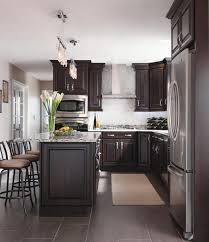 Brilliant Dark Kitchen Cabinets Colors Find This Pin And More Inspiration