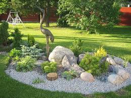 Stunning Rock Garden Design Ideas | Rock garden design, Corner and Rock