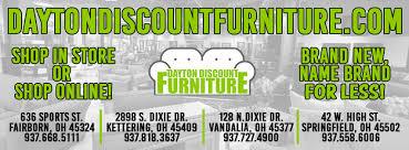 Dayton Discount Furniture Vandalia Ohio