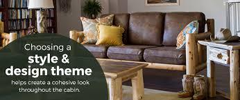 cabin style furniture. Brilliant Cabin How To Furnish A Cabin In Cabin Style Furniture T