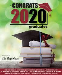 Congrats 2020 Graduates - Springfield High Schools / Putnam Voc by ...