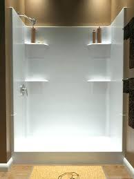 one piece bathtub surround tub and shower surround bathtub surrounds