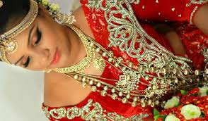 sri lankan kandyan bridal makeup south asian srilankan artist beauty dosage