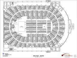 Pro Bowl 2018 Seating Chart Seating Chart Denver Coliseum