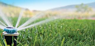 garden irrigation system and loxone