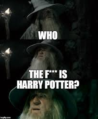 Always Getting Gandalf And Dumbledore Mixed Up.... - Imgflip via Relatably.com