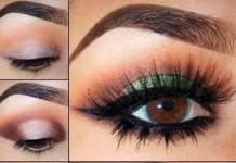 smokey makeup tips urdu tutorial smoky eyes step by step pics