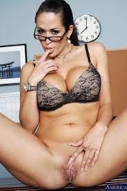 Big Tit Latina Milf Glasses