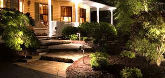 low voltage lighting offers versatility style in landscaping