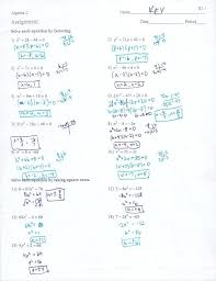 solving quadratic equations by graphing worksheet pdf inequalities info quadratics worksheets