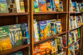Travel Guides Picture Of The Chart Map Shop Fremantle