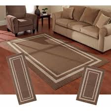 3 Piece Kitchen Rug Sets Amazing Cheap Area Rug Sets Consider The Shapes Area Rugs World