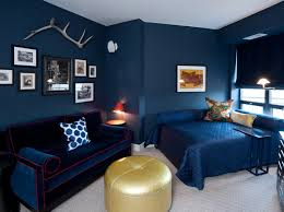 20 bedroom designs with navy blue and