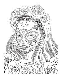 Arteterapie Vysm T Lebky Adult Coloring Coloring Books And