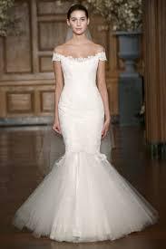 off the shoulder wedding dresses new wedding ideas trends