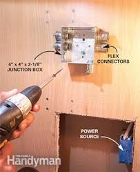 wiring for undercabinet lighting. add undercabinet lighting to existing kitchen cabinets this unique method of wiring lights eliminates for