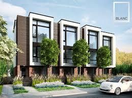Image result for MODERN townhouses  Luxury TownhomesTown HouseModern ...