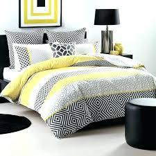 gray and yellow duvet cover linen s gray yellow duvet cover