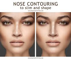 techniques makeup s step 5 flat nose as you can see in the picture above i