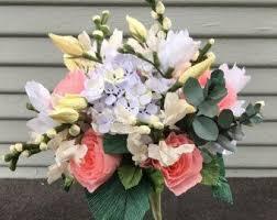 Paper Flower Bouquet Etsy Paper Flower Bouquet Etsy Ca Wedding Ideas Paper