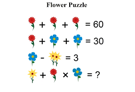 flower maths puzzle leaves internet users baffled can you solve it