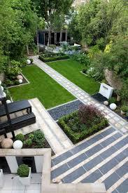 7 easy modern style garden