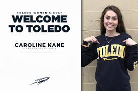 Caroline Kane Joining Toledo Program in 2019-20 Season - University of  Toledo Athletics
