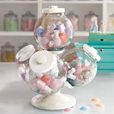 Decorative Glass Candy Jars Decorative Candy Jar from PBteen 57