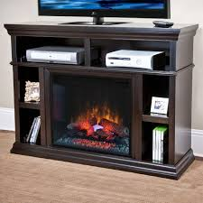 image of allen roth electric fireplace a center
