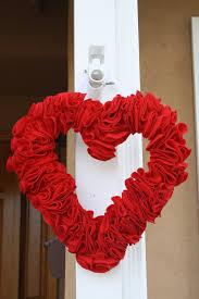 Valentine Door Decoration Ideas Valentine Home Decorations Diy Home Decor