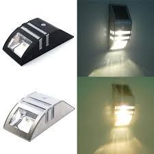 solar powered motion sensor light pertaining to stainless steel power highlight led induction wall prepare 0 led solar wall light