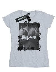 Eminem Womens White Shady T Shirt Absolute Cult