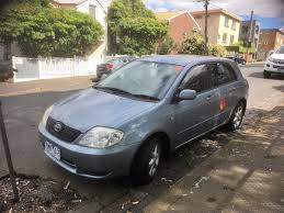 Rent Nicole's 2004 Toyota Corolla by the hour or day in Travancore ...