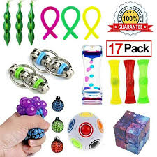 hurry over to amazon and grab this 17 piece sensory fidget toys pack right now for only 14 39 when you use promo code wb2sk5z7 at checkout