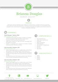 Resume Templates For Pages Resume Template Easy Http Www