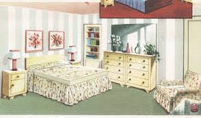 1950 Bedroom Ideas