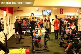 red gym bacau