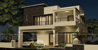 Flat Roof House Designs Best House Design Ideas