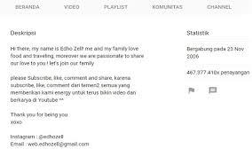 Tips Menonjolkan Video Youtube Dengan Mudah Dan Sederhana Youtuber Indonesia