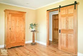 barn sliding doors brown rustic door uk