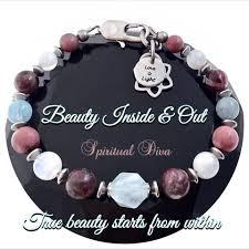 Charms Of Light Moonstone Inner Beauty Healing Crystal Reiki Moonstone Aquamarine