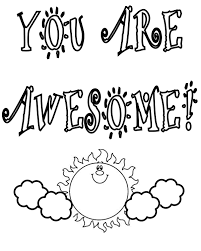 Free Printable Thank You Coloring Sheet 69 With Additional Free
