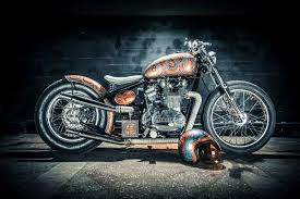 the fall and rise of the yamaha xs650 bobber backyardrider com