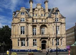 The Union Club Westgate Road Newcastle By M F Manning