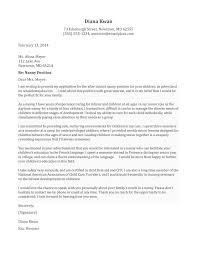 Recommendation Letter For Babysitter Resume Template Ideas