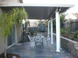 glamorous alumawood patio cover design inspiration decorating ideas kits las vegas wooden furniture