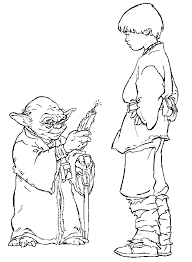 Small Picture star wars coloring pages yodaFree Coloring Pages For Kids Free